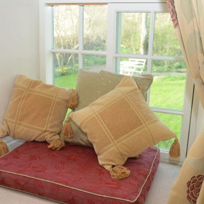 The Coach House window seat