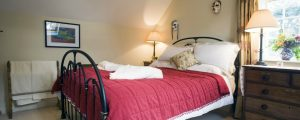 The Coach House Master Bedroom