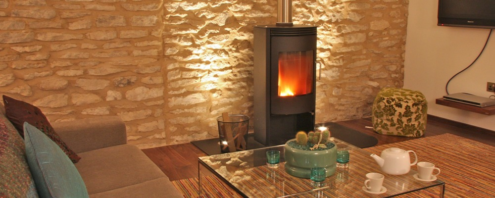 The Barns Wood Burning Stove