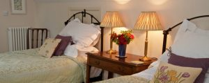 The Coach House Twin Bedroom