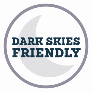 North York Moors National Park Dark Skies Friendly Logo